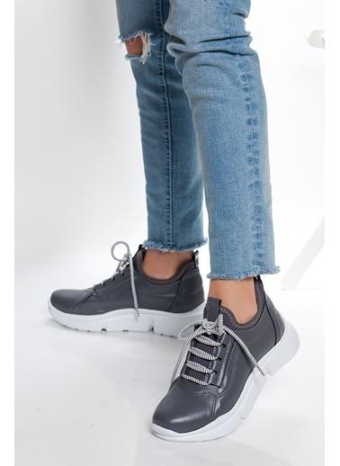 Derithy Sneakers Antrasit